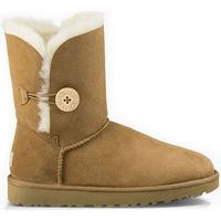 Sapatos Mulher Botas de neve UGG - 1016226 Castanho