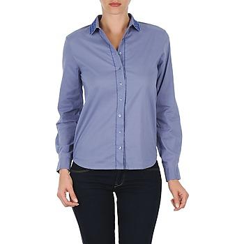 Textil Mulher camisas Antik Batik ARNOLD Azul