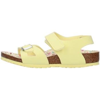 Sapatos Rapariga Sandálias Birkenstock 1019683 Amarelo