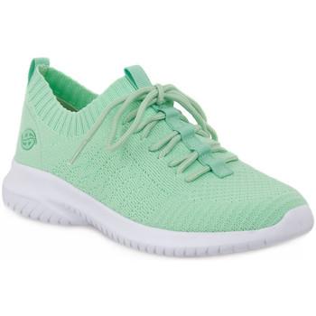 Sapatos Homem Sapatilhas Dockers 880 MINT Verde