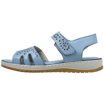 Sapatos Mulher Sandálias Amanda  Azul
