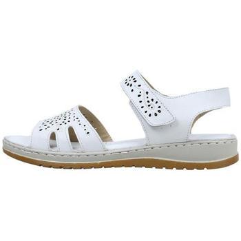 Sapatos Mulher Sandálias Amanda  Branco