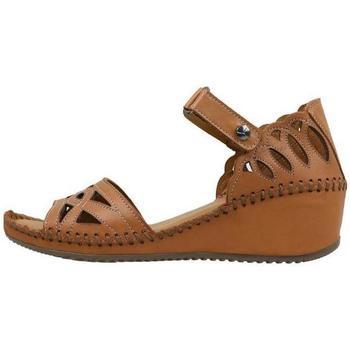 Sapatos Mulher Sandálias Amanda  Castanho
