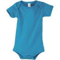 Textil Rapaz Camisolas de interior Sols BAMBINO AQUA Azul