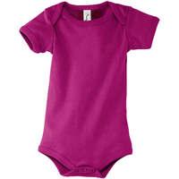 Textil Rapaz Camisolas de interior Sols BAMBINO FUCSIA Violeta