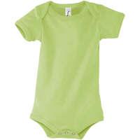 Textil Rapaz Camisolas de interior Sols BAMBINO VERDE MANZANA Verde