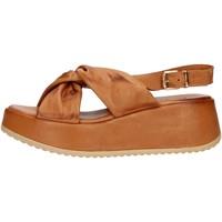 Sapatos Mulher Sandálias Inuovo 779005 Castanho