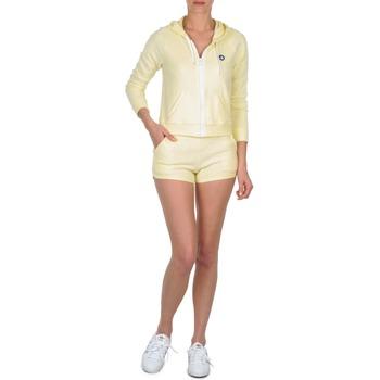 Textil Mulher Shorts / Bermudas Petit Bateau TOUPET Amarelo
