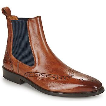 Sapatos Homem Botas baixas Melvin & Hamilton ALEX 9 Castanho