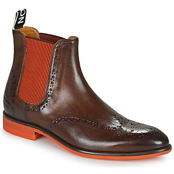 Sapatos Homem Botas baixas Melvin & Hamilton BOBBY 8 Castanho