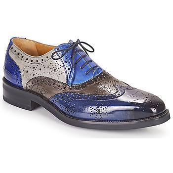 Sapatos Homem Sapatos Melvin & Hamilton JEFF 28 Azul