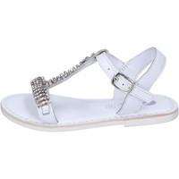 Sapatos Rapariga Sandálias Joli BH01 Branco