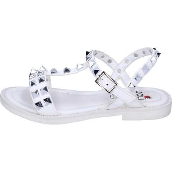 Sapatos Rapariga Sandálias Joli BH02 Branco