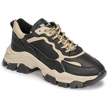 Sapatos Mulher Sapatilhas Bronx TAYKE OVER Preto