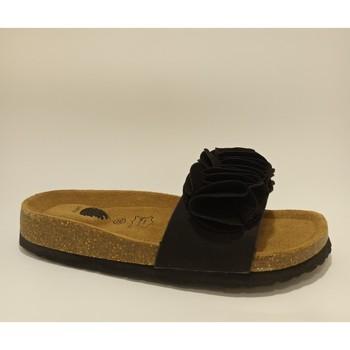 Sapatos Mulher Chinelos Bipedes PR2015 BLACK Preto