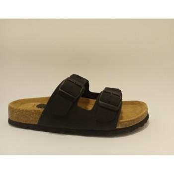 Sapatos Mulher Chinelos Bipedes PR2013 BLACK Preto