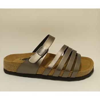 Sapatos Mulher Chinelos Bipedes PR2005 GOLD Dourado