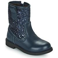Sapatos Rapariga Botas baixas Citrouille et Compagnie JUCKER Azul