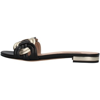 Sapatos Mulher Chinelos Albano 8115 Preto