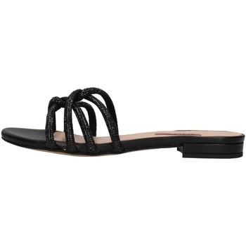 Sapatos Mulher Chinelos Albano 8120 Preto