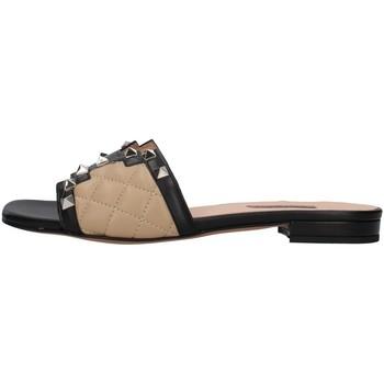 Sapatos Mulher Chinelos Albano 8005 Bege
