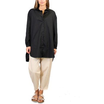 Textil Mulher Tops / Blusas Humility  Negro