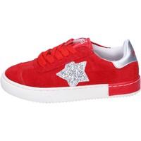 Sapatos Rapariga Sapatilhas Holalà Sneakers BH10 Vermelho