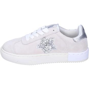 Sapatos Rapariga Sapatilhas Holalà Sneakers BH11 Branco
