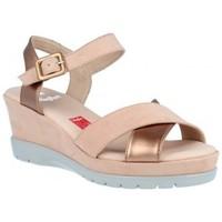 Sapatos Mulher Sandálias CallagHan  Rosa