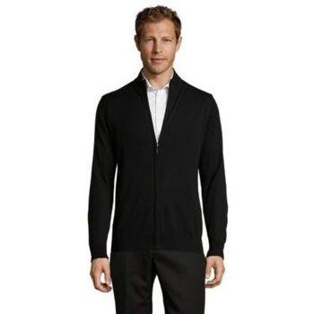 Textil Homem camisolas Sols GORDON MEN Negro Negro