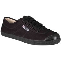 Sapatos Homem Sapatilhas Kawasaki FOOTWEAR - Legend canvas shoe - black Preto