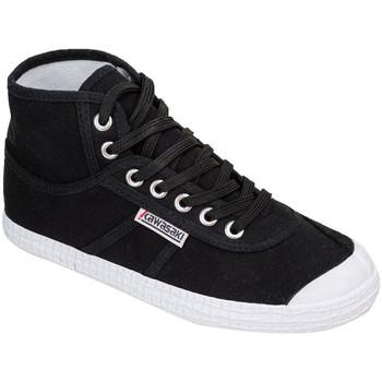 Sapatos Homem Sapatilhas de cano-alto Kawasaki FOOTWEAR - Original basic boot - black Preto