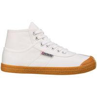 Sapatos Homem Sapatilhas de cano-alto Kawasaki FOOTWEAR - Original pure boot - white Branco