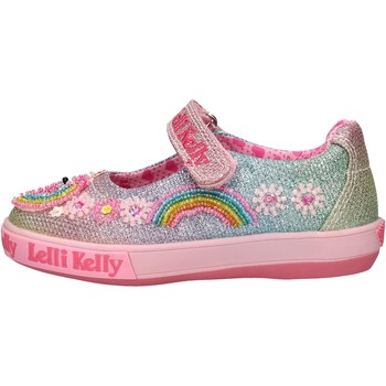 Sapatos Rapariga Sapatilhas Lelli Kelly - Rainbow multi LK 1082-GX02 ROSA