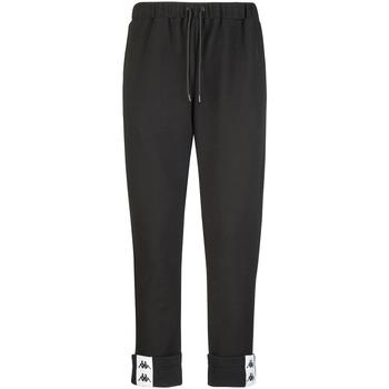 Textil Homem Calças de treino Kappa - Pantalone nero 31118CW-BY7 NERO