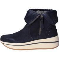 Sapatos Botas baixas Carmela - Slip on  blu 67421 BLU