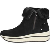 Sapatos Botas baixas Carmela - Slip on  nero 67421 NERO