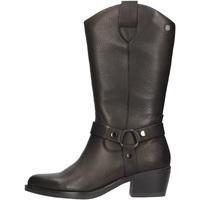 Sapatos Mulher Botas baixas Carmela - Stivale nero 67385 NERO