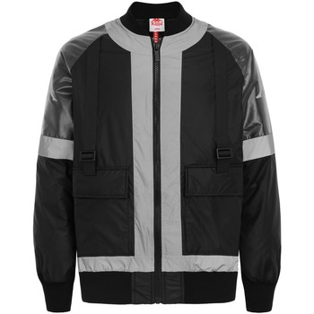 Textil Homem Jaquetas Kappa - Giubbotto nero 3112B5W-A01 NERO