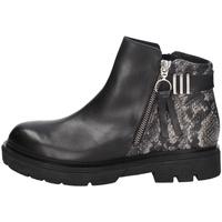 Sapatos Mulher Botins Lumberjack - Anfibio nero SW98501-001 NERO