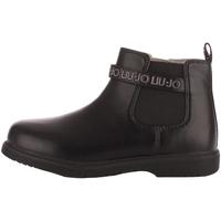 Sapatos Rapariga Botins Liu Jo - Beatles nero PAT 523 NERO