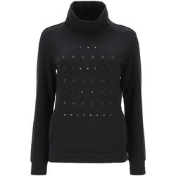 Textil Mulher Sweats Freddy - Felpa nero F0WBCS1-N NERO