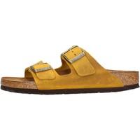 Sapatos Homem Chinelos Birkenstock - Arizona giallo 1019365 GIALLO