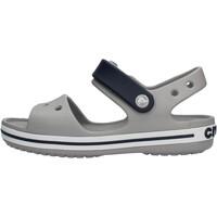 Sapatos Rapaz Sandálias Crocs - Crocband sand k grigio 12856-O1U FUXIA