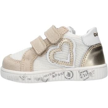 Sapatos Rapaz Sapatilhas Balducci - Polacchino beige/oro MSP3654B BEIGE