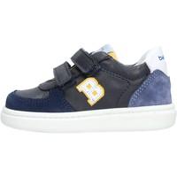 Sapatos Rapaz Sapatilhas Balducci - Polacchino blu MSP3601L BLU