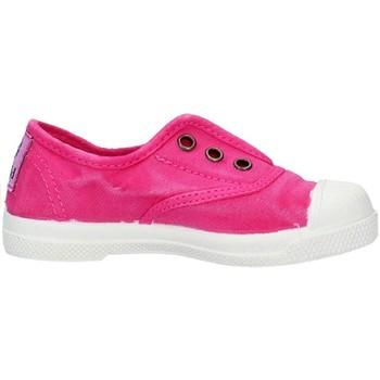 Sapatos Criança Sapatilhas de ténis Natural World - Scarpa elast fuxia 470E-612 FUXIA