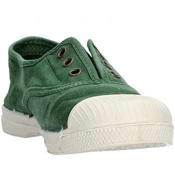 Sapatos Rapaz Sapatilhas Natural World - Scarpa elast verde 470E-689 VERDE