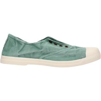 Sapatos Rapaz Sapatilhas Natural World - Sneaker verde 102E-689 VERDE