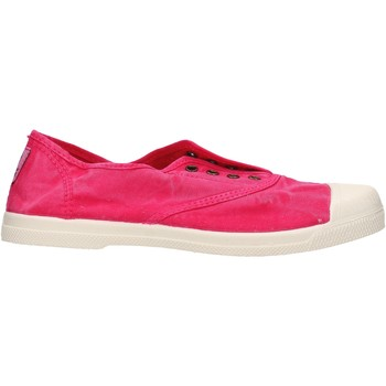 Sapatos Rapaz Sapatilhas Natural World - Sneaker fuxia 102E-612 FUXIA
